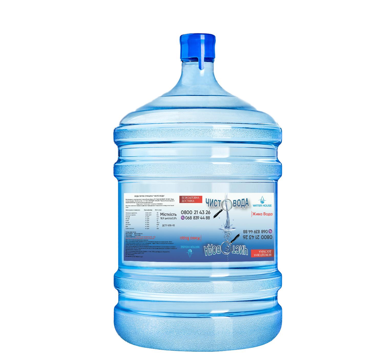 Чисто Вода Столовая