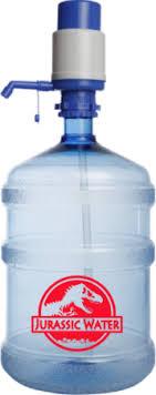 Вода Джурастик