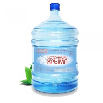 Источники Крыма