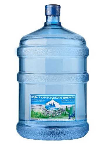 Срібна, Вода Карпатська